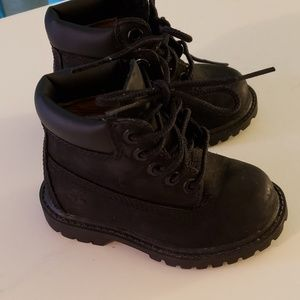 Timberland boots infant boys 5